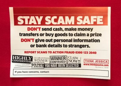 Stay Scam Safe